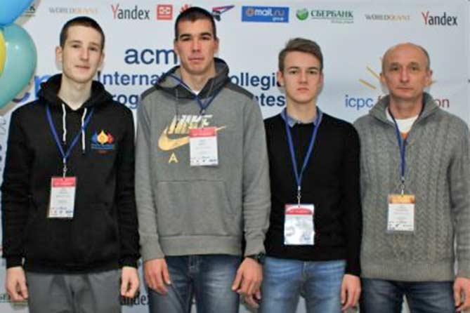 Программисты из ТГУ показали высокий класс на Международной олимпиаде