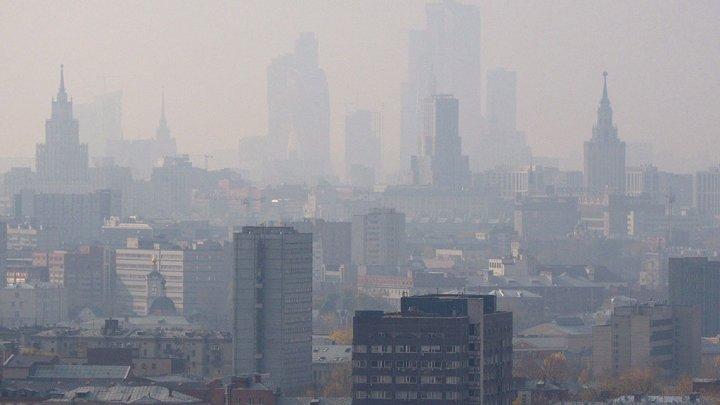 МЧС выпустило предупреждение об ухудшении погоды в Москве