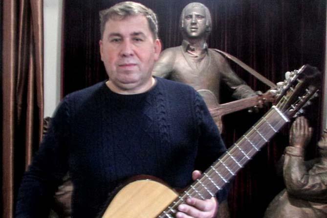 В селе Подстепки открылся музей Владимира Высоцкого