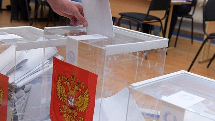 Президентские выборы в России назначены на 18 марта 2018 года