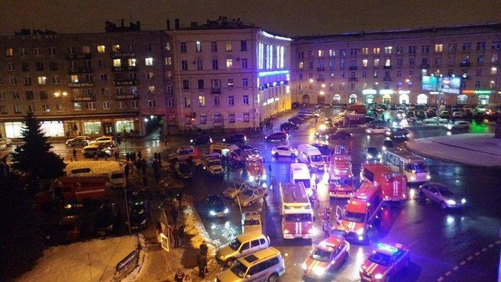 ИГИЛ взяла на себя ответственность за взрыв в супермаркете в Санкт-Петербурге