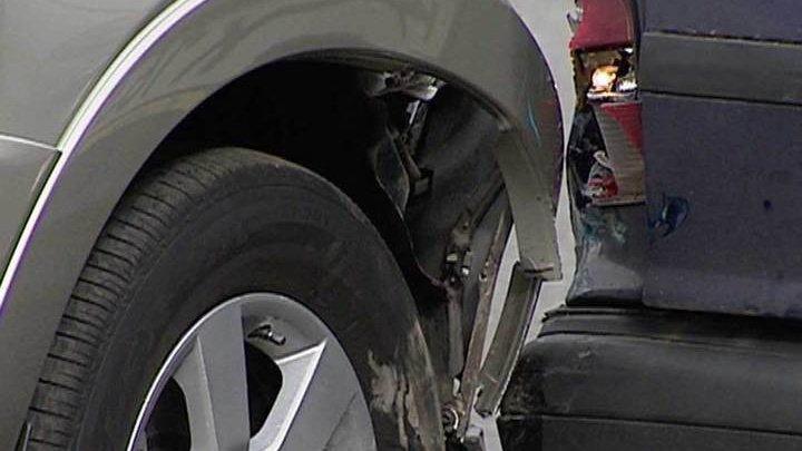 В Волгограде пьяный водитель угнал машину и сбил людей