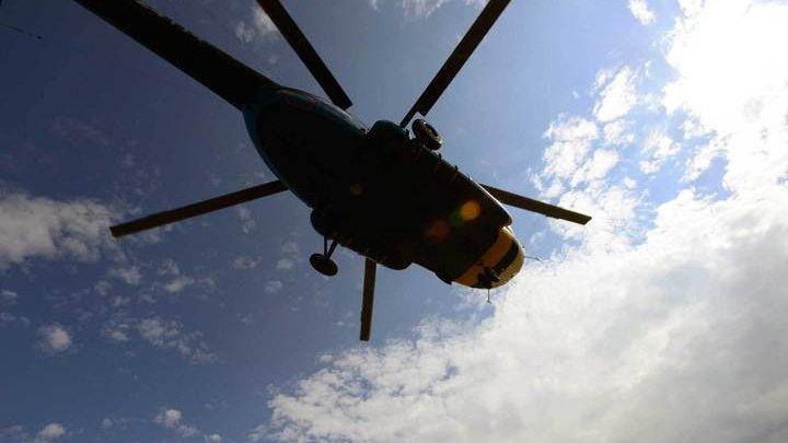 На дне водохранилища под Иркутском обнаружен фюзеляж вертолета и тело пилота