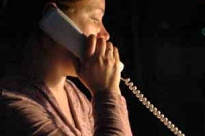 Позвонившая в редакцию женщина с трудом сдерживала слезы