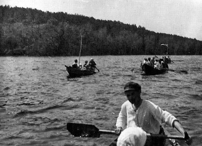 50 лет назад воду из нашей Волги пили