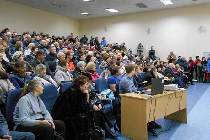 Строительство автомобильной дороги: 23-12-2017 прошли публичные слушания