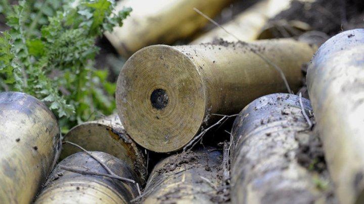 В Рышканах двое мужчин погибли в результате взрыва снаряда