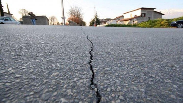 В Индии случилось сильное землетрясение