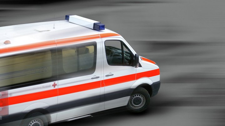 В Киеве пьяный судья пытался скрыться с места ДТП в карете скорой помощи