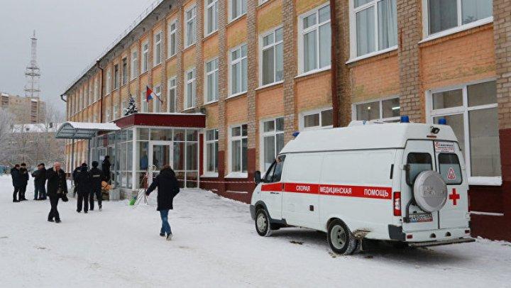 «Он употреблял наркотические вещества»: очевидцы — о подозреваемом в нападении на пермскую школу