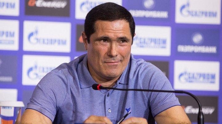 Тренер сборной Молдовы по футболу Александр Спиридон определился с первыми помощниками