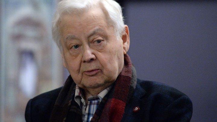 Олега Табакова вновь подключили к аппарату искусственной вентиляции лёгких