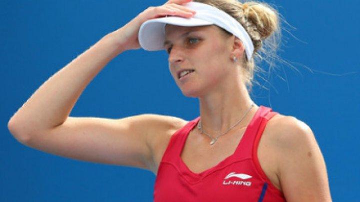 Каролина Плишкова вышла в полуфинал теннисного турнира в австралийском Брисбене