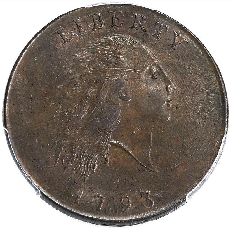 Один цент продали на аукционе во Флориде за 750 тысяч долларов