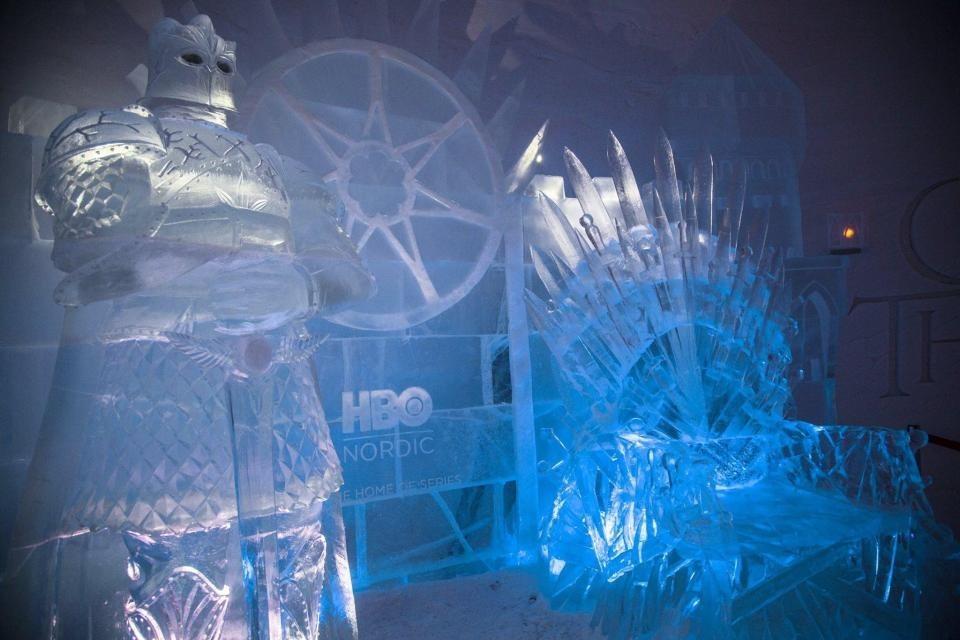 В Финляндии открыли отель для фанатов «Игры престолов»