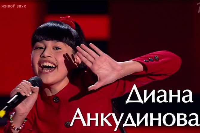 Диана Анкудинова: Ты супер 2018 новый сезон