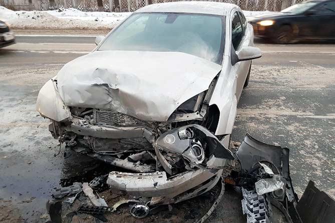 09-01-2018: В ДТП пострадал мальчик