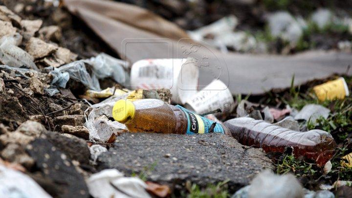 В Бельцах снова начались проблемы с вывозом мусора