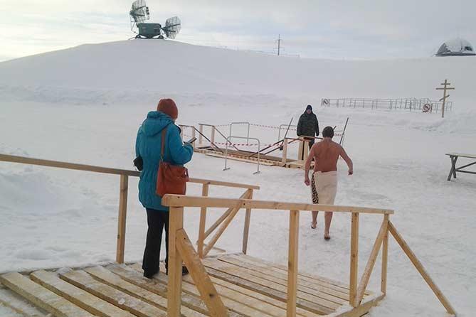 18 и 19 января 2018 года в Тольятти: Праздник «Русь Святая – купель Крещенская»