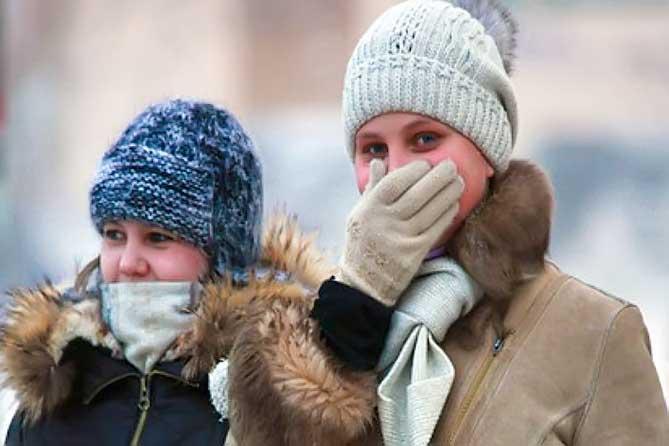 Погода в Тольятти с 13 по 15 января 2018 года