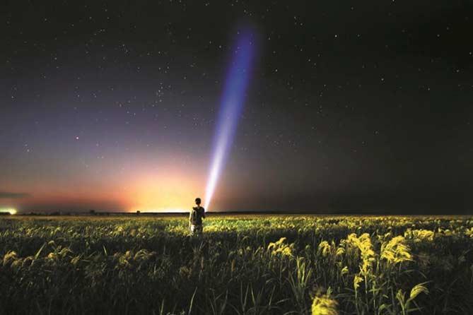 Свет погасшей звезды