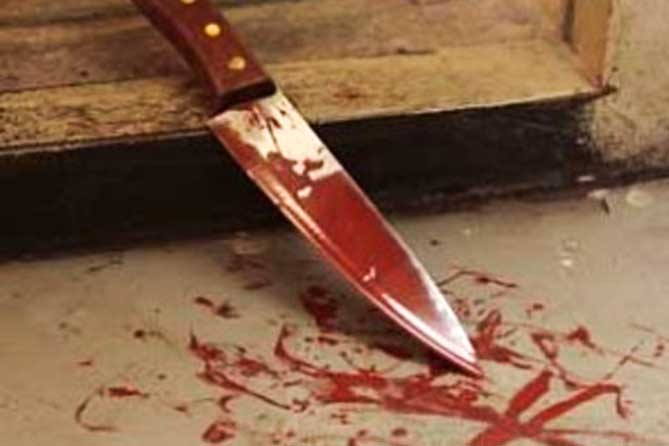 Женщина рассказала о том, что нанесла ему ножевые ранения