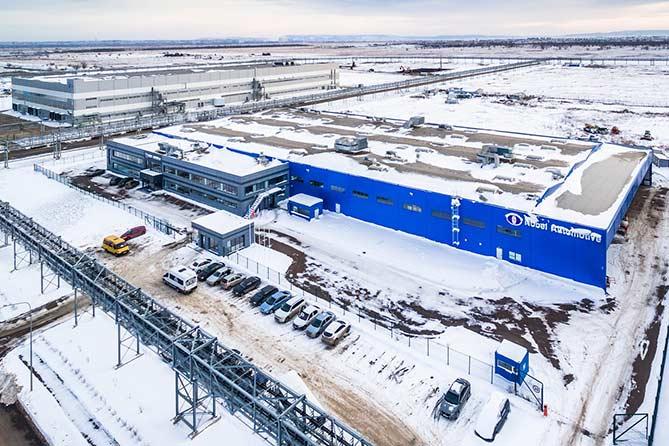 ОЭЗ «Тольятти»: Компания «Нобель Автомотив Русиа» расширяет производство