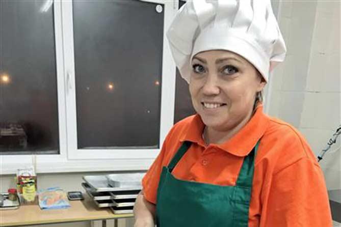 Лучший в стране повар школьной столовой живет в Тольятти