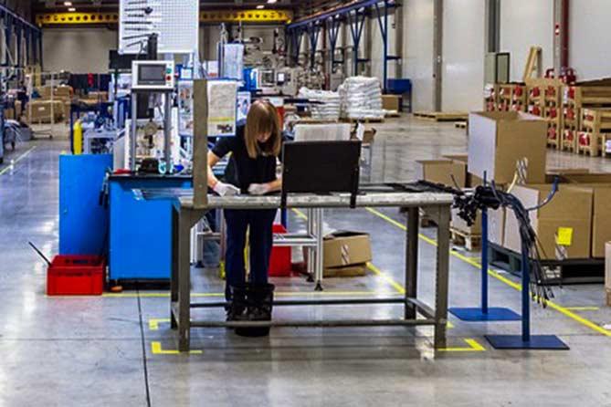 Значительный рост объема производства: Сейчас в ОЭЗ «Тольятти» работает восемь предприятий