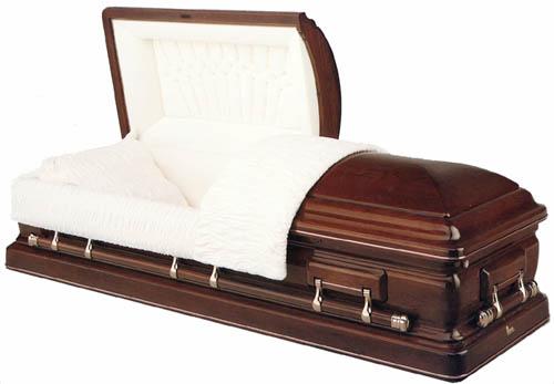 Заказать гроб на похороны