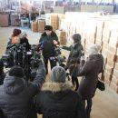Контрафакт: Пресс-конференция состоялась на складе в Тольятти