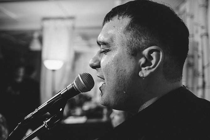 Театр «Дилижанс» 19-01-2018: Встреча с поэтом и музыкантом Сергеем Немковым