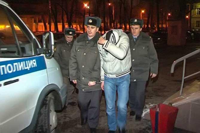 В Подстепках задержан житель Тольятти