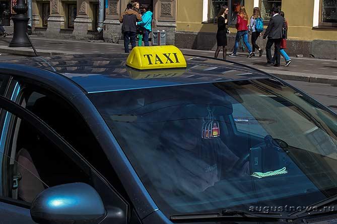 Случай в такси: обратился 53-летний житель Тольятти