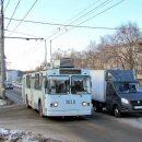 Новый троллейбусный маршрут связывает все три района Тольятти