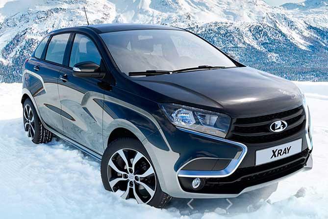 АвтоВАЗ 2017: Продажи автомобилей в России и за рубежом