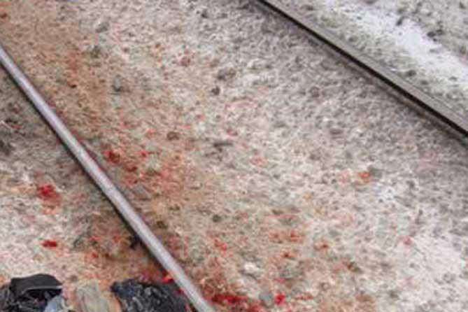 12-01-2018: Женщина попала под поезд