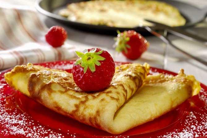 Вкусные рецепты блинов для Масленицы