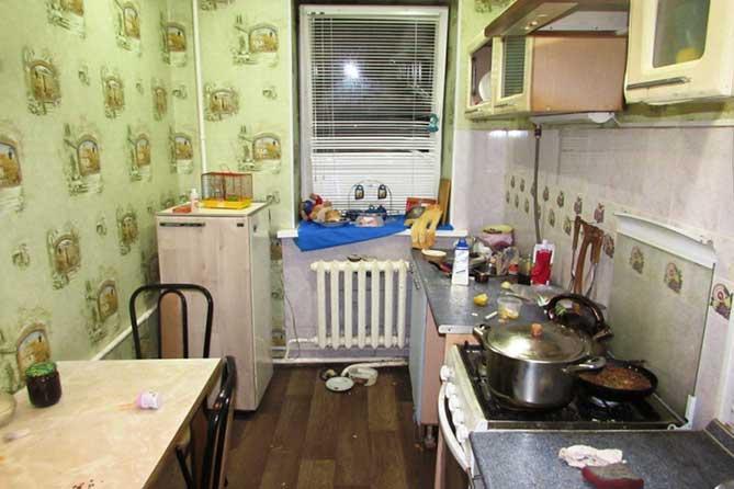 Куда пропали холодильник и два телевизора