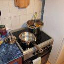 Ссора на почве ревности на кухне: Что произошло