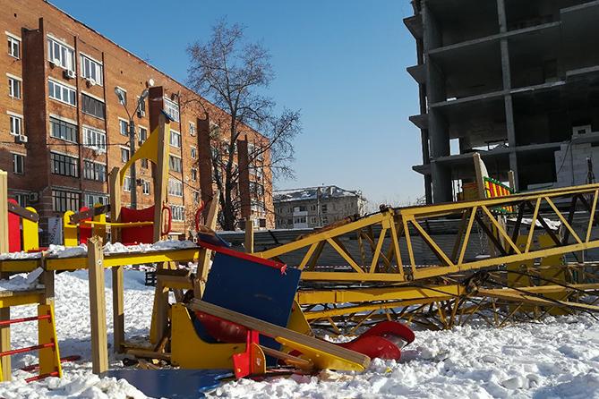 В Тольятти пройдет проверка всех башенных кранов