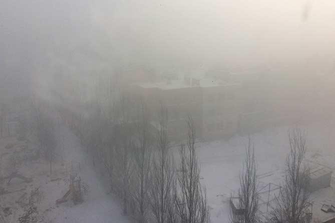 По жалобам жителей Тольятти, встревоженных смогом