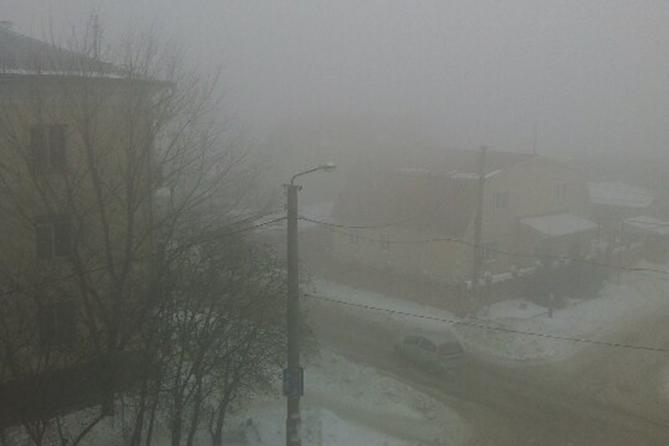 Поступили многочисленные жалобы от населения на загрязнение атмосферного воздуха