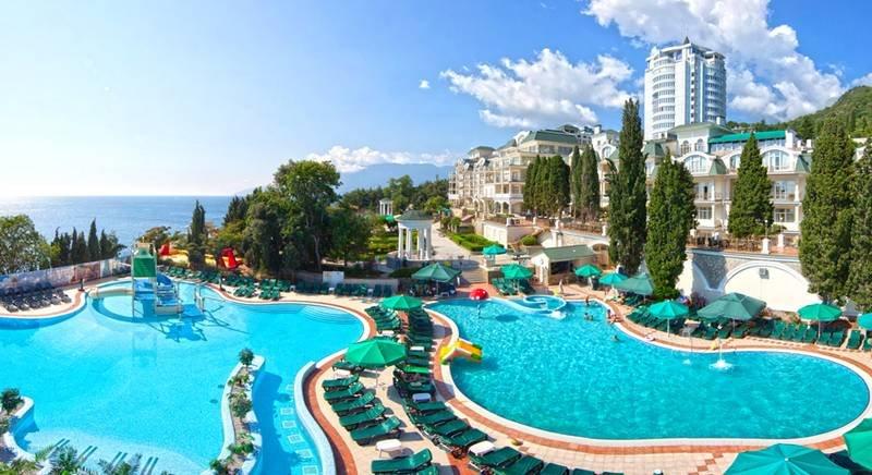 Забронировать отель или апартаменты в Крыму без посредников