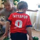 Трехлетний мальчик из Тольятти получил замечательный подарок