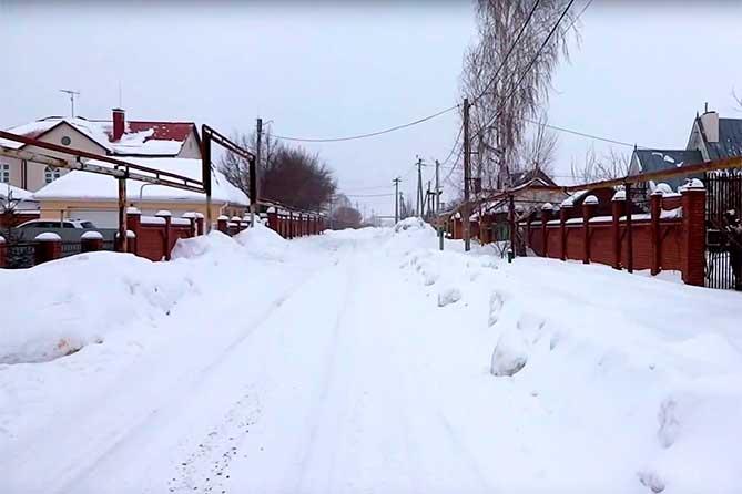 Непростая ситуация сложилась в селе Подстепки