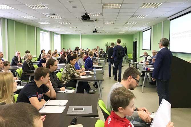 В Тольятти прошел «Тотальный диктант» 2018