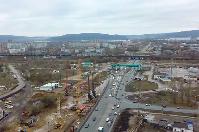 Схема движения на М-5 в Тольятти: Изменение с 16 апреля 2018 года