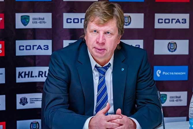 Назначен главный тренер ХК «Лада»