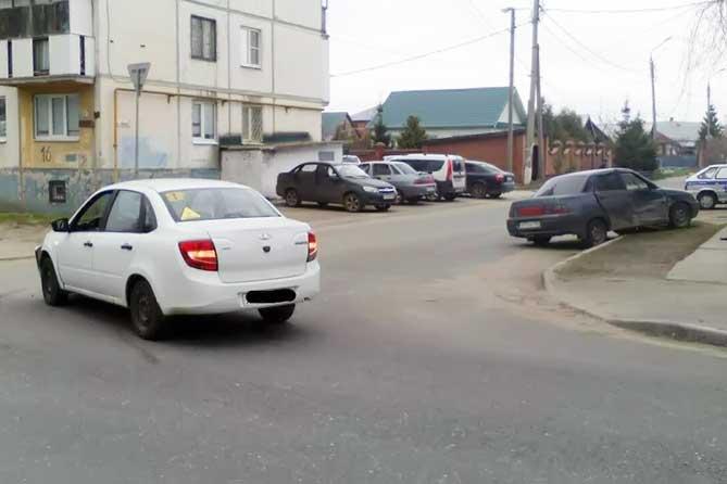 В Тольятти в ДТП пострадала 71-летняя женщина